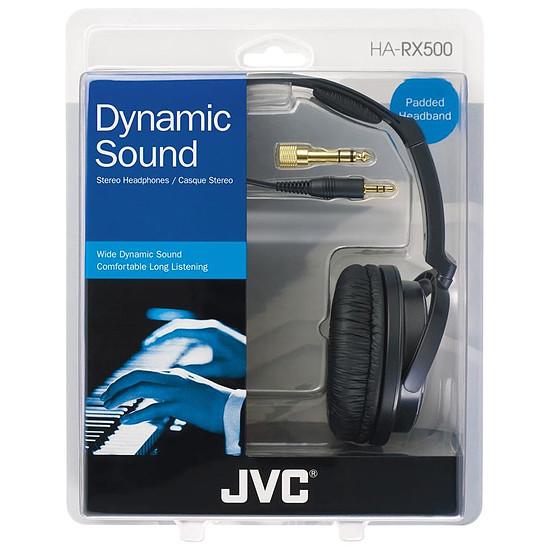 Casque Audio JVC HA-RX500 - Casque audio - Autre vue
