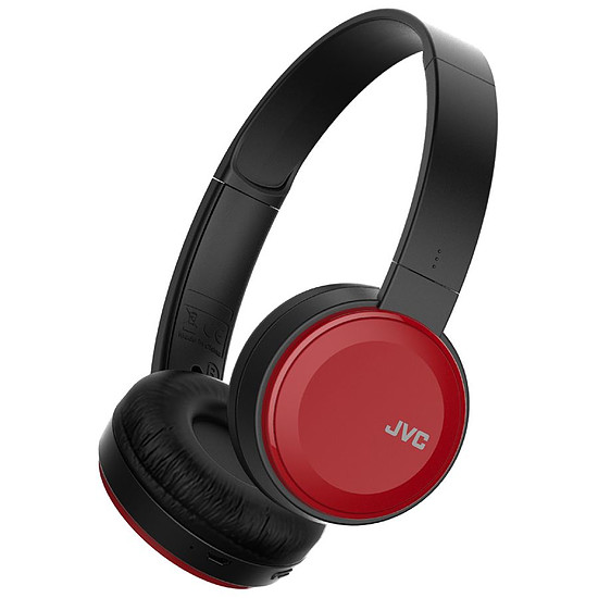 Casque Audio JVC HA-S30BT-E Rouge
