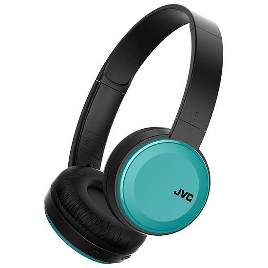 Casque Audio JVC HA-S30BT-E Bleu - Casque sans fil