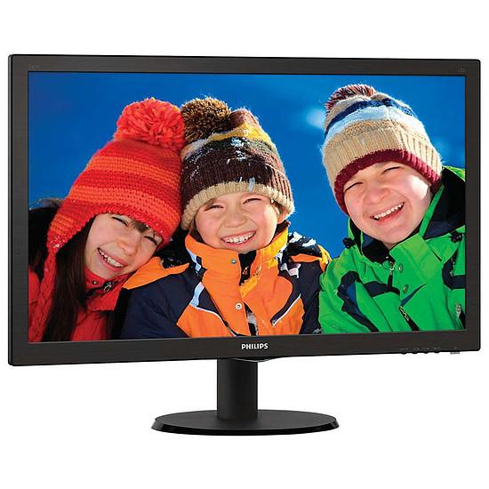 Écran PC Philips 243V5LHAB - Autre vue