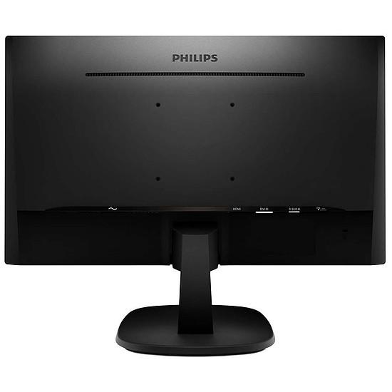 Écran PC Philips 243V7QDSB - Autre vue