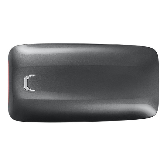 Disque dur externe Samsung SSD externe X5 - 500 Go - Autre vue
