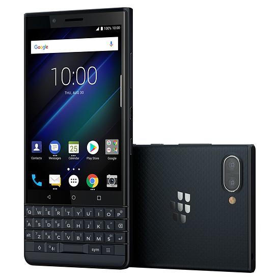 Smartphone et téléphone mobile BlackBerry KEY2 LE (gris ardoise) - 32 Go - 4 Go