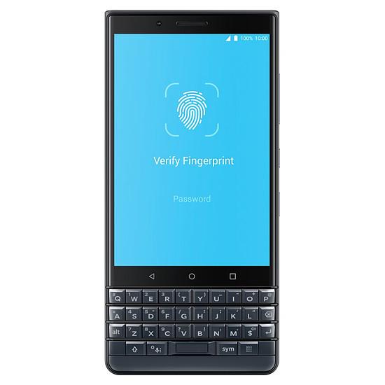 Smartphone et téléphone mobile BlackBerry KEY2 LE (gris ardoise) - 32 Go - 4 Go - Autre vue