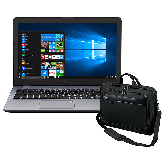 PC portable ASUSPRO P1501UF-DM205R + Sacoche offerte