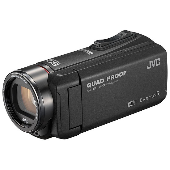 Caméscope JVC GZ-RX605 Noir