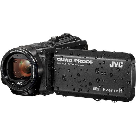 Caméscope JVC GZ-RX605 Noir - Autre vue