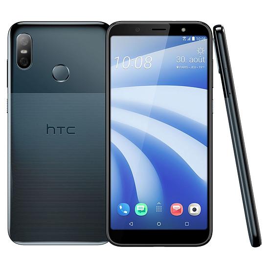 Smartphone et téléphone mobile HTC U12 Life (bleu) - 64 Go - 4 Go