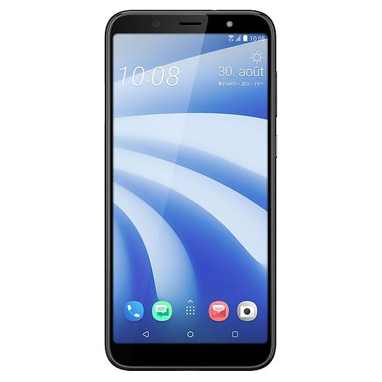 Smartphone et téléphone mobile HTC U12 Life (bleu) - 64 Go - 4 Go - Autre vue