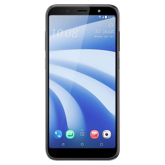 Smartphone et téléphone mobile HTC U12 Life (argent) - 64 Go - 4 Go - Autre vue