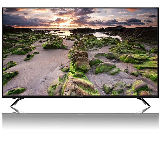 TV Sharp LC70UI9362E TV LED UHD 4K 177 cm - Autre vue