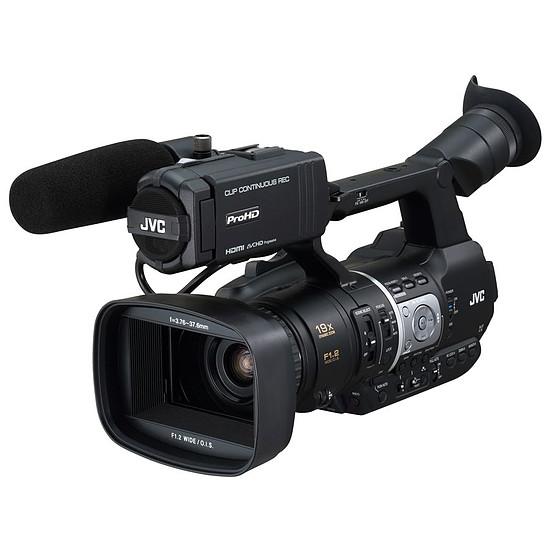 Caméscope JVC JY-HM360E