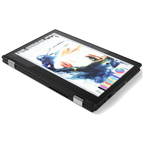 PC portable LENOVO ThinkPad L380 Yoga (20M7001BFR) - Autre vue