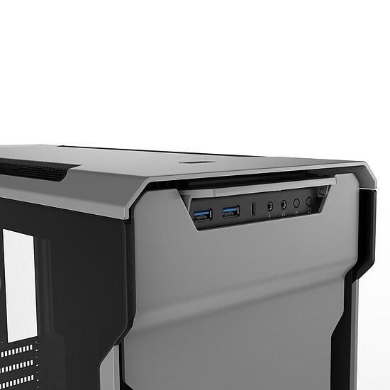 Boîtier PC Phanteks Enthoo EVOLV X Glass - Argent - Autre vue