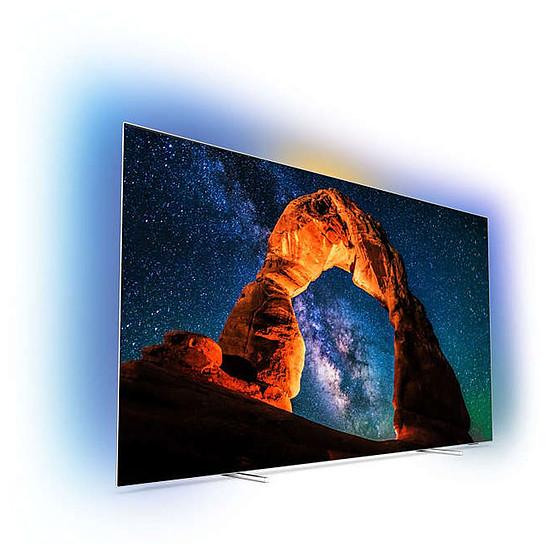 TV Philips 55OLED803 TV OLED UHD 4K 139 cm - Autre vue