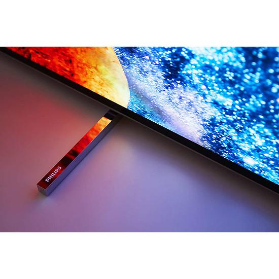 TV Philips 65OLED803 TV OLED UHD 164 cm - Autre vue