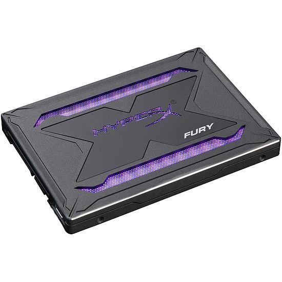 Disque SSD HyperX Fury RGB SSD 240 Go