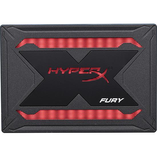 Disque SSD HyperX Fury RGB SSD 480 Go - Autre vue