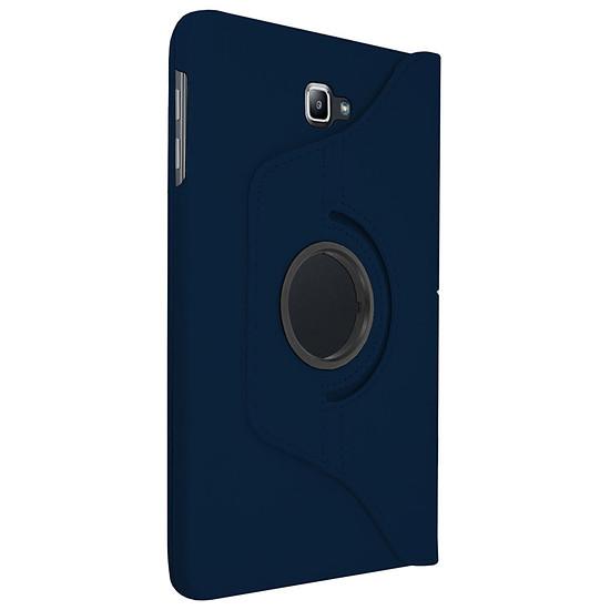 "Accessoires tablette tactile Akashi Etui Folio Galaxy Tab A 10.5"" Bleu"