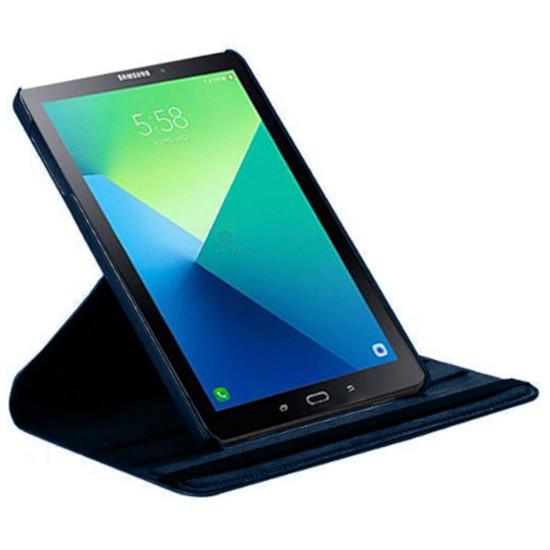 """Accessoires tablette tactile Akashi Etui Folio Galaxy Tab A 10.1"""" Bleu - Autre vue"""