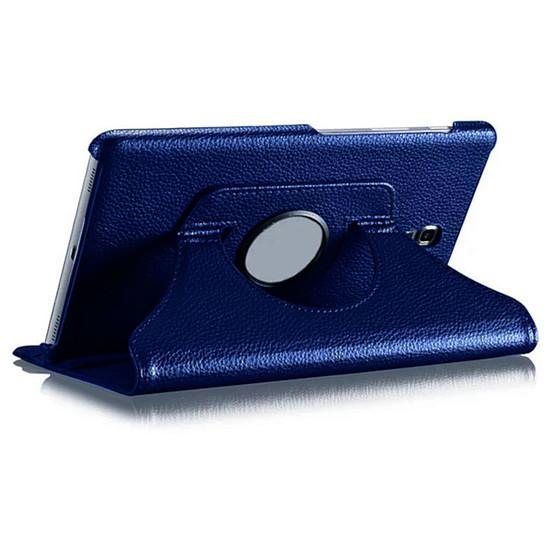 """Accessoires tablette tactile Akashi Etui Folio Galaxy Tab A 10.5"""" Bleu - Autre vue"""