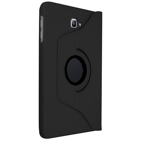 "Accessoires tablette tactile Akashi Etui Folio Galaxy Tab A6 10.1"" Noir"