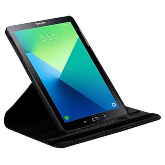 """Accessoires tablette tactile Akashi Etui Folio Galaxy Tab A6 10.1"""" Noir - Autre vue"""