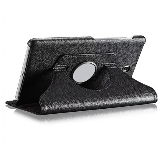 """Accessoires tablette tactile Akashi Etui Folio Galaxy Tab A 10.5"""" Noir - Autre vue"""