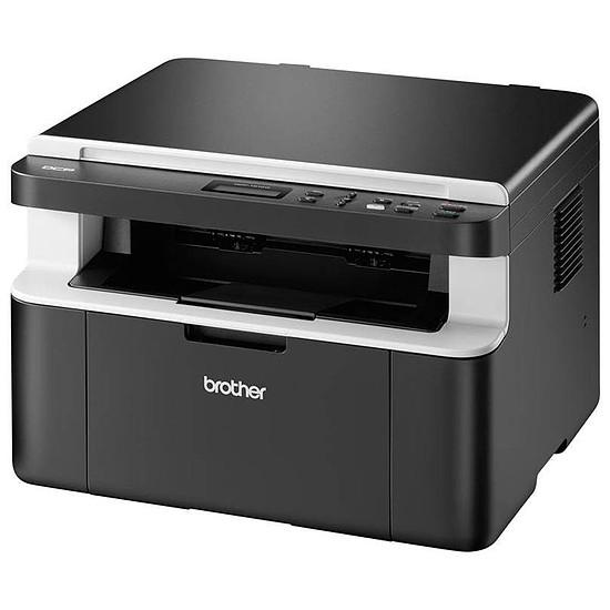 Imprimante multifonction Brother DCP-1612W - Imprimante Laser WiFi Multifonction - Autre vue