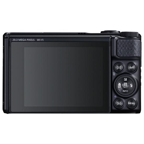 Appareil photo compact ou bridge Canon PowerShot SX740 HS Noir + Etui + Gorillapod - Autre vue