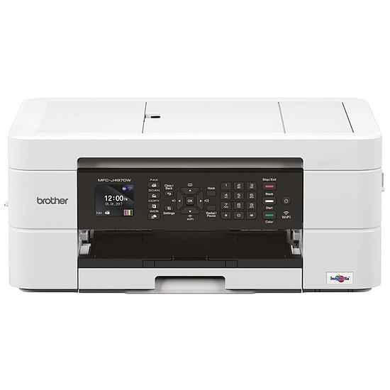 Imprimante multifonction Brother MFC-J497DW