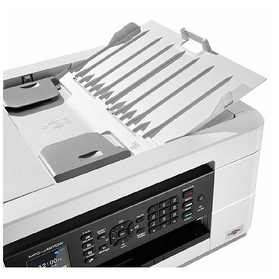 Imprimante multifonction Brother MFC-J497DW - Autre vue