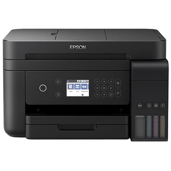 Imprimante multifonction Epson EcoTank ET-3750 - Autre vue