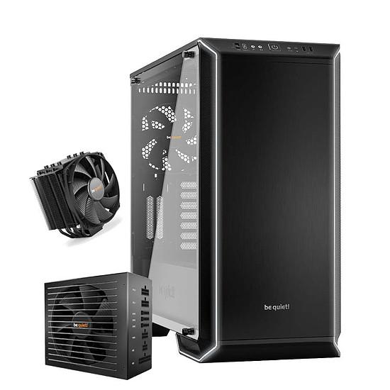 Boîtier PC BeQuiet Dark Base 700 + Dark Rock 4 + SP11 650W