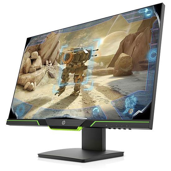 Écran PC HP 25X - Autre vue