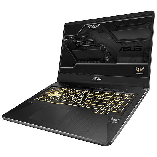 PC portable Asus TUF 765DU-H7086T - Autre vue