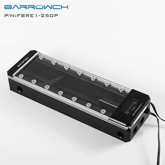 Watercooling BARROW FBRE1-250P - Réservoir Boxfish 250 mm POM - Noir