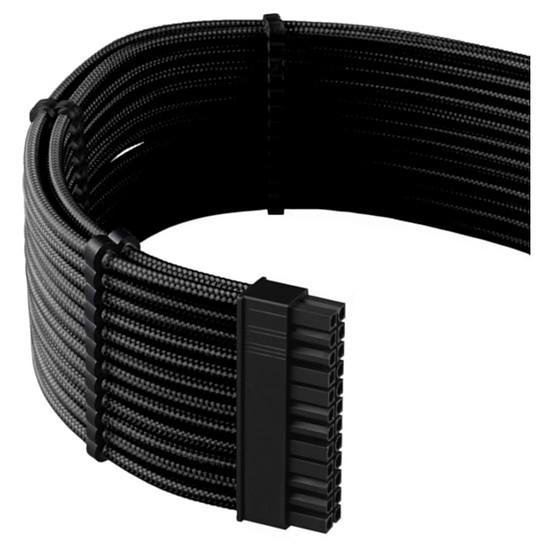 Alimentation CableMod PRO ModMesh C-Series RMi & RMx Cable Kit - Noir - Autre vue