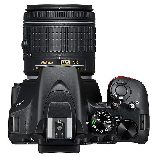 Appareil photo Reflex Nikon D3500 + AF-P DX 18-55 VR + Fourre-tout - Autre vue