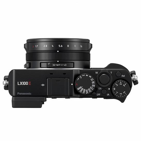 Appareil photo compact ou bridge Panasonic DC-LX100 II - Autre vue