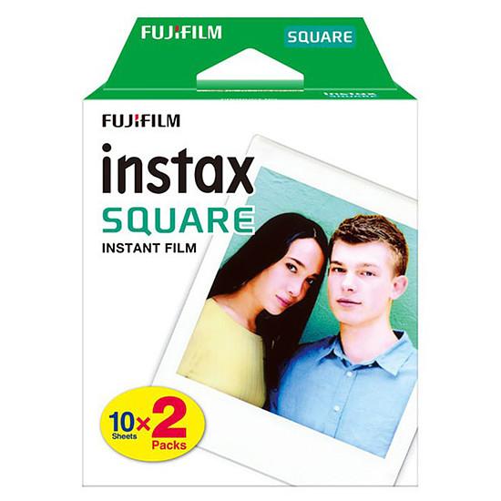 Accessoires Photo Fujifilm instax Square Film Bipack