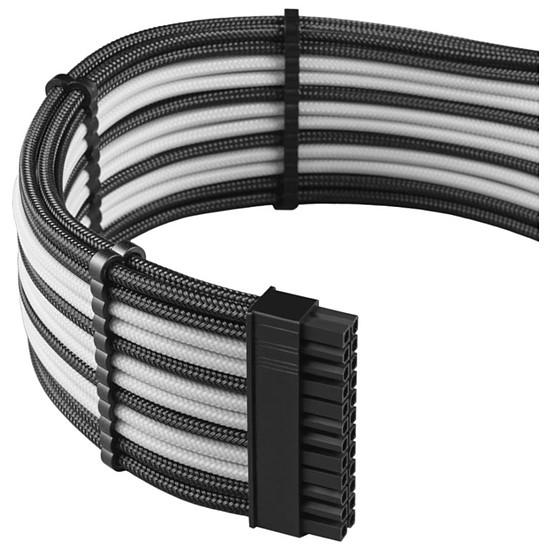 Alimentation CableMod PRO ModMesh C-Series AXi, HXi & RM Cable Kit - Noir / Blanc - Autre vue