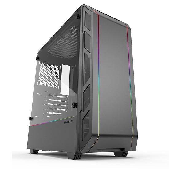 Boîtier PC Phanteks Eclipse P350X (Noir/Noir)