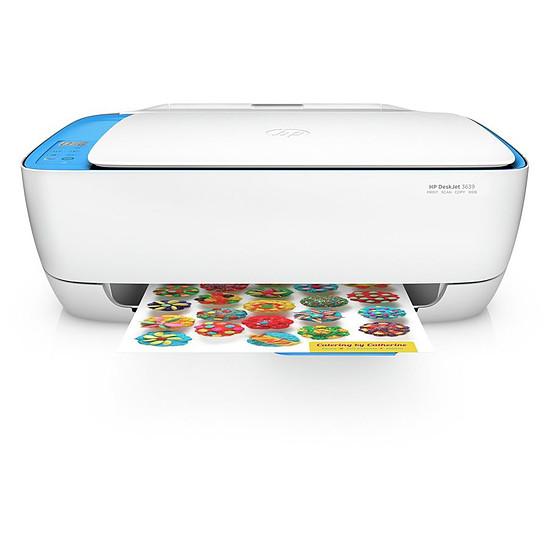 Imprimante multifonction HP DeskJet 3639 - Autre vue