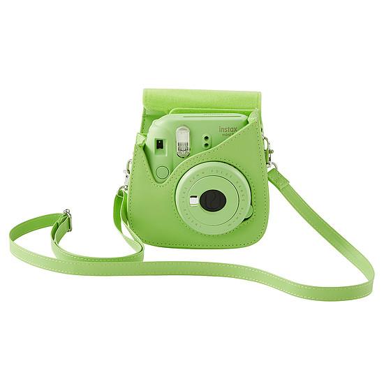 Sac, sacoche et housse Fujifilm Housse instax mini 8/9 Vert Citron - Autre vue
