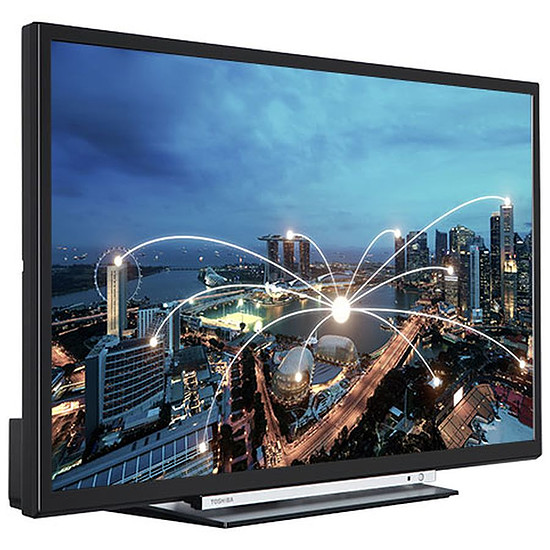 TV Toshiba 32L3763DG  TV LED FULL HD 81 cm - Autre vue