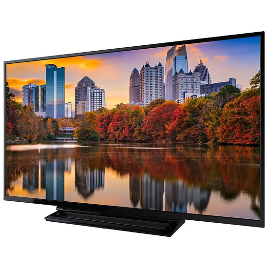 TV Toshiba 49V5863DG TV LED UHD 4K 124 cm - Autre vue