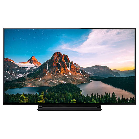 TV Toshiba 55V5863DG - TV 4K UHD HDR - 140 cm