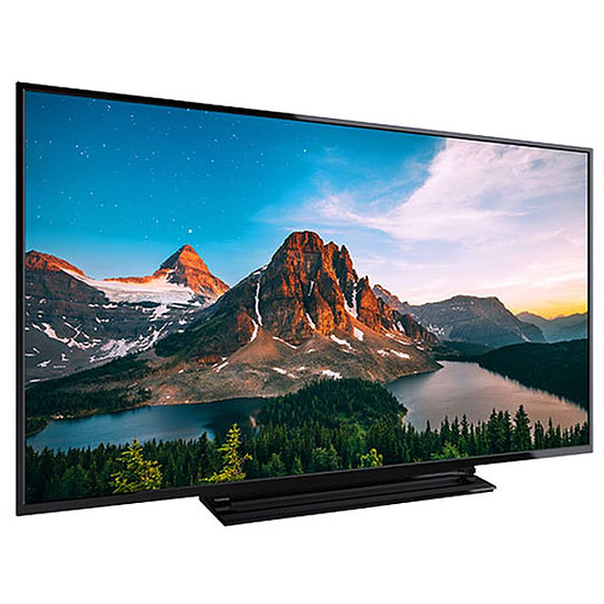 TV Toshiba 55V5863DG - TV 4K UHD HDR - 140 cm - Autre vue