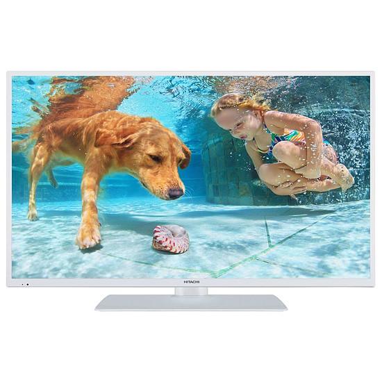 TV Hitachi 43HK6000 Blanc TV UHD 4K 108 cm